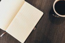 Fünf Gründe, warum man das Notizbuch seines Lebens beschreiben sollte