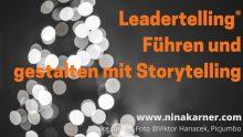 Leadertelling - Führen und gestalten mit Storytelling