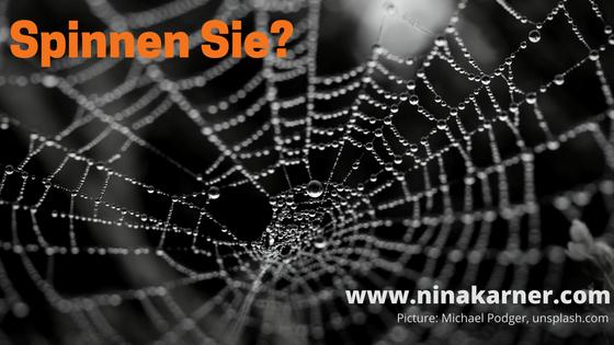 Spinnen Sie? Warum nicht?