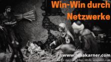 Netzwerken führt zu Win-Win