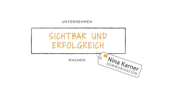 Nina Karner KOMMUNIKATION